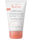 Avene Concentrated Hand Cream with Cold Cream