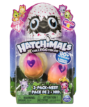 Hatchimals CollEGGtibles Season 4 with Nest