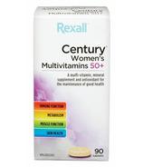 Rexall Century Multivitamins Women 50+