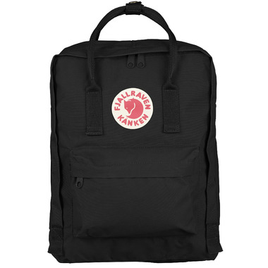 Fjallraven Kanken Backpack Black