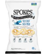 Spokes Snacks Sel de mer
