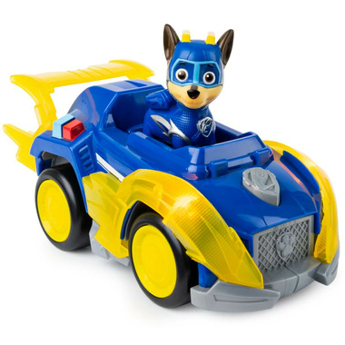 Paw Patrol Chase Super Paws Deluxe Vehicle