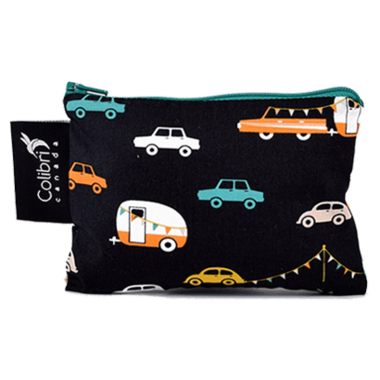 Colibri Reusable Snack Bag Small Road Trip