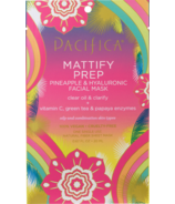 Pacifica Mattify Prep Pineapple Facial Mask