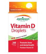 Jamieson Vitamin D Droplets