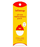 Lollaland Lollacup Replacement Straw Pack