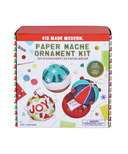 Kid Made Modern Paper Mache Ornament Kit