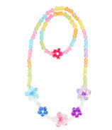 Great Pretenders Blooming Beads Necklace & Bracelet Set