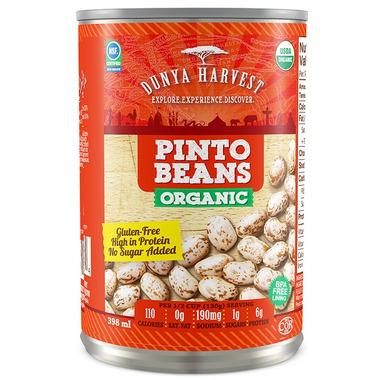 Dunya Harvest Organic Pinto Beans