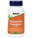 NOW Foods Fenugreek 500 mg