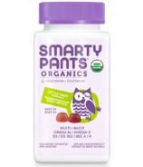 Formule bio SmartyPants pour les petits