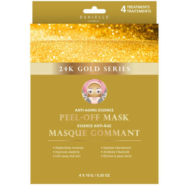 Danielle Creations 24 K Gold Anti-Aging Peel Off Mask