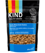 KIND Vanilla Blueberry Whole Grain Granola with Flax Seeds