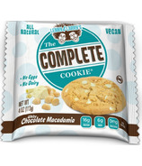 Lenny & Larry's Complete Cookie White Chocolate Macadamia