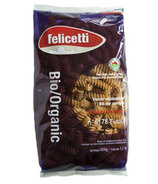 Felicetti Pasta Organic Whole Wheat Durum Complete Fusilli