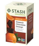 Stash Organic Chocolate Orange Herbal Tea