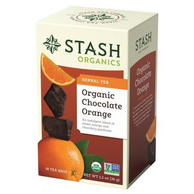 Stash Organic Chocolate Orange Herbal Tea