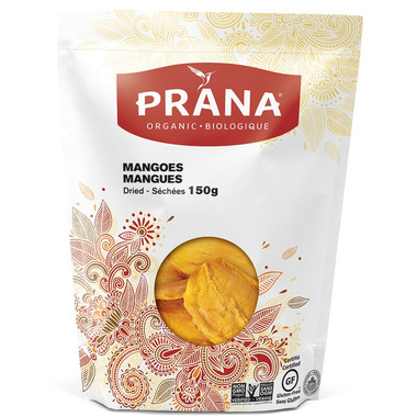 Prana Dried Organic Mangoes