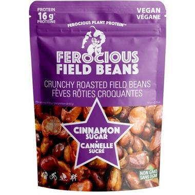 Ferocious Plant Protein Cinnamon Sugar Field Beans