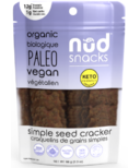 Nud Fud Simple Seed Crackers
