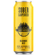 Sober Carpenter Blonde Ale Non-Alcoholic Craft Beer