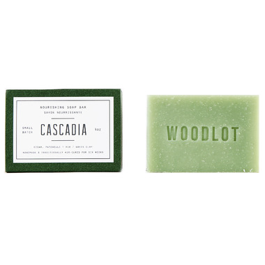 Woodlot Cascadia Nourishing Soap Bar