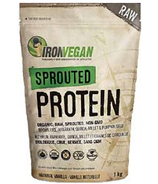 IronVegan Sprouted Protein Vanilla