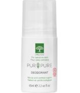 Druide Pur & Pure Hypo-Allergenic Deodorant