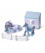 Melissa & Doug Deluxe Craft Set Horse and Pony
