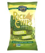 Lundberg Fiesta Lime Rice Chips