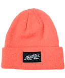Headster Kids Lil Hipster Coral Tuque