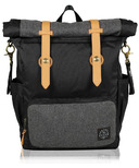 Product of the North Westin Rolldown Diaper Backpack Black