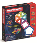 Magformers Standard 62 Set