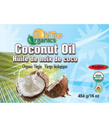 Gold Top Organics Organic Virgin Coconut Oil