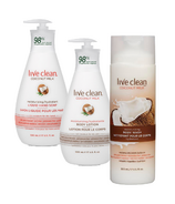 Live Clean Coconut Milk Bundle