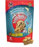 Benny Bully's Beef Liver Plus Fish Cat Treats