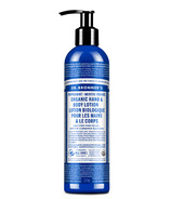 Dr. Bronner's Organic Lotion For Hands and Body Peppermint