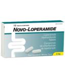 Novo-Loperamide Hydrochloride