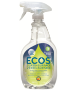 ECOS Glass & Surface Cleaner Bamboo Lemon