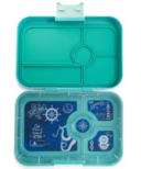 Yumbox Tapas Antibes Blue 4 Compartment Tray