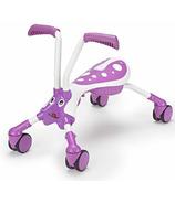 Scramblebug Ride-On Purple Bubblegum