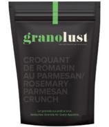 Granolust Rosemary Parmesan Crunch Granola