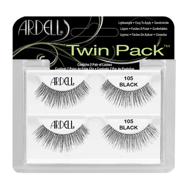 Ardell Twin Pack Style 105 False Lashes