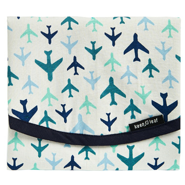 Keep Leaf Organic Cotton Food & Sandwich Wrap Planes