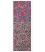 Gaiam Reversible Yoga Mat 6 mm Guava Mirage