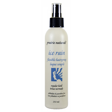 Prairie Naturals Ice Rain Regular Hold Flexible Hair Spray