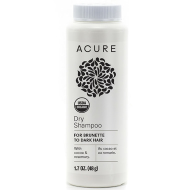 Acure Dry Shampoo Brunette to Dark Hair
