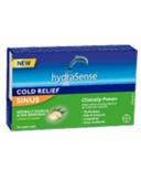 hydraSense Sinus Cold Relief