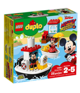 LEGO Duplo Disney Junior Mickey's Boat