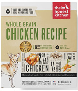 The Honest Kitchen Whole Grain Chicken Dog Food Recipe